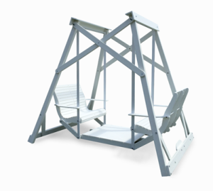 Swing Scapes Products - Glider Swing